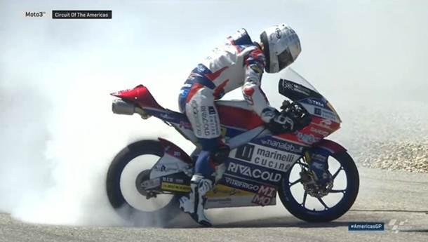 Hasil Grand Prix America 2017 Race Moto3