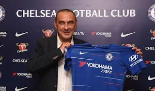 Maurizio Sarri Resmi Jadi Pelatih Baru Chelsea