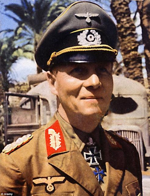 6 February 1941 worldwartwo.filminspector.com Erwin Rommel DAK
