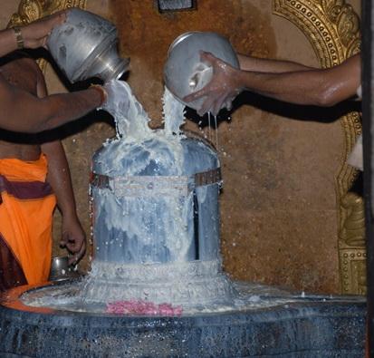 Abhishekam Items and Benefits | Hindu Devotional Blog