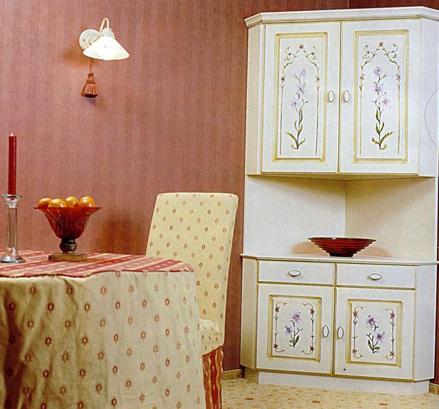 bútorfestés, díszítőfestés