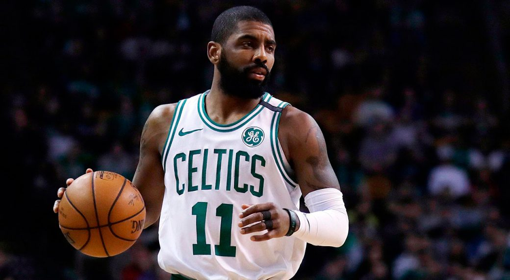 Kyrie Irving Left Shoulder Ruled Out Al Horford Gordon Hayward Listed As Doubtful Vs Pelicans