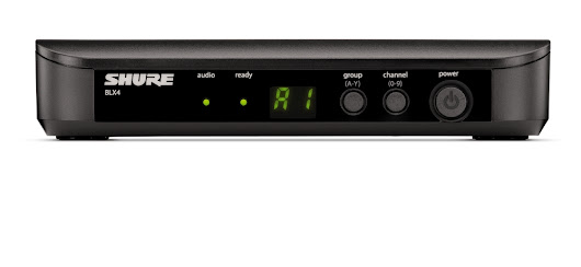 New Shure BLX Wireless, Whats new, why choose it?