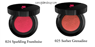 blush effetto naturale cushion