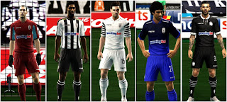Kits Paok FC 2016 - 2017 Pes 2013 By argyris