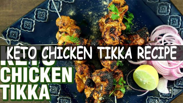 How To Make Keto Chicken Tikka Recipe | Keto Chicken Tikka Recipe | Chicken Recipe