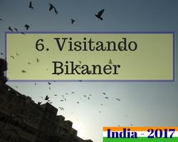 Viaje al norte de India - Bikaner