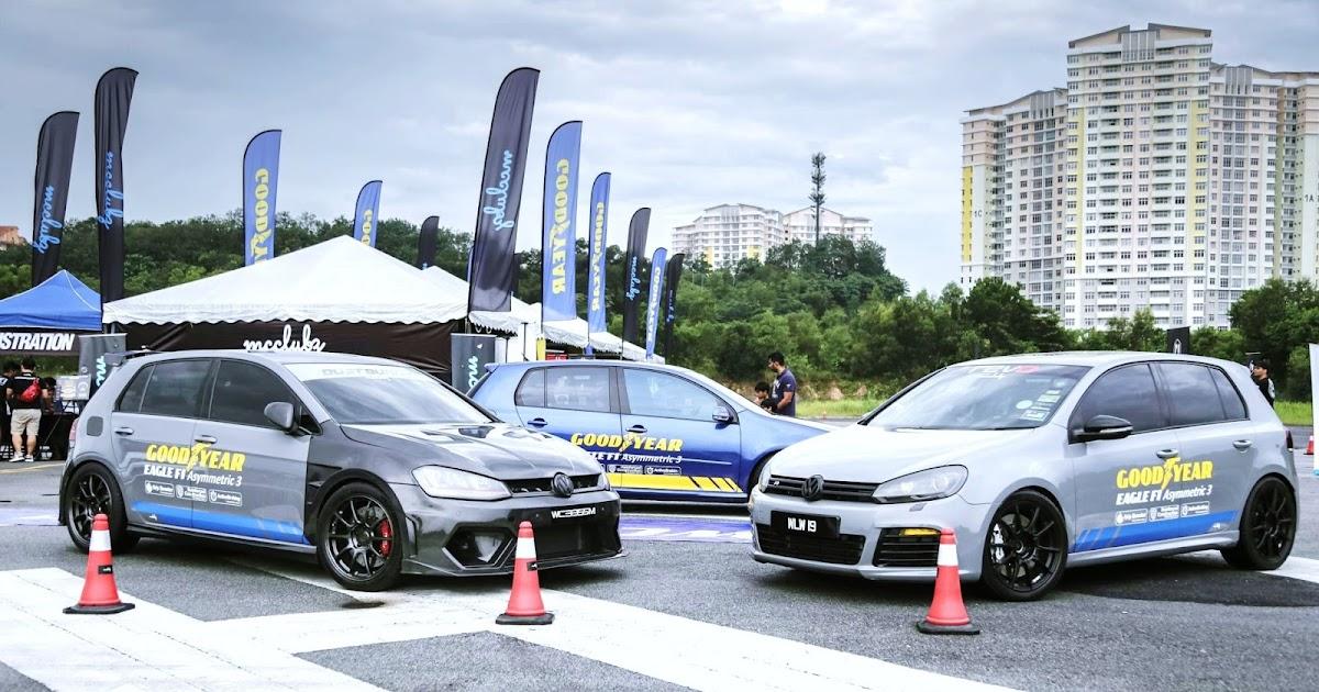 Motoring Malaysia Vw Club Malaysia Wins Goodyear Malaysia S Battle Of The Clubs