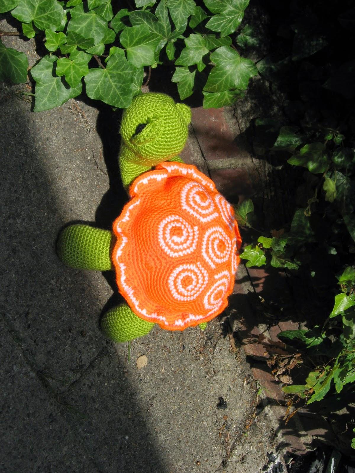 Schildpad Ecosia