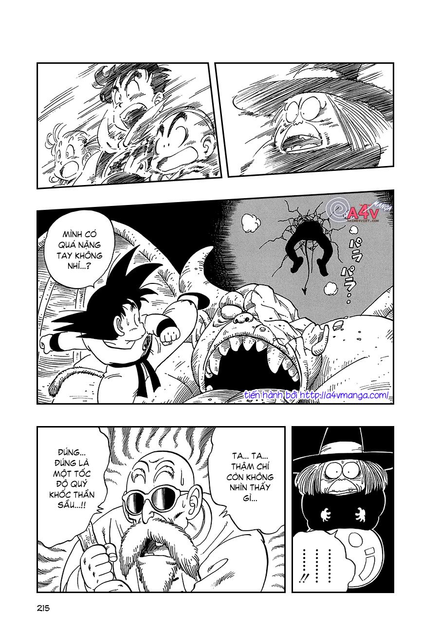 Dragon Ball chap 104 trang 14