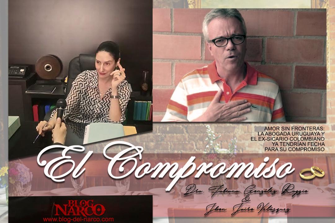 LA PAREJA PERFECTA: Jhon Jairo Velásquez y la Dra. Fabiana González Raggio ya tendrían fecha para su compromiso