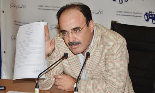 استقالة الياس العماري والمكتب السياسي يرفضها ويحيلها على برلمان الحزب