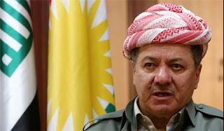 Μασούντ Μπαρζανί, ο πρόεδρος του Ιρακινού Κουρδιστάν