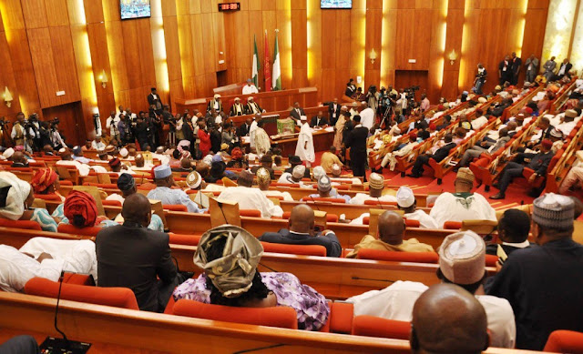 'How National Assembly had advised Buhari to take foreign loan'