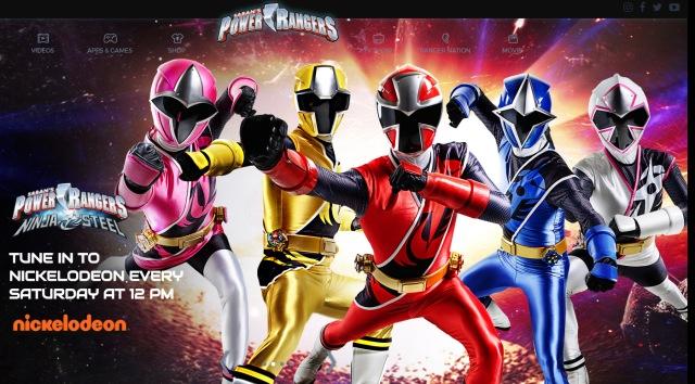 Juego de los Power Rangers para Android