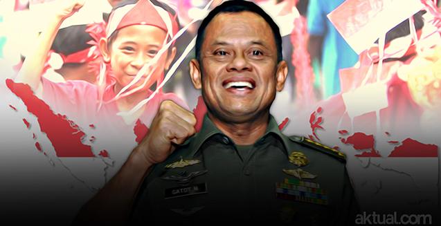 """Gagas Gerakan """"Nusantara Bersatu"""", Panglima TNI Ajak Masyarakat Kumpul 30 November"""