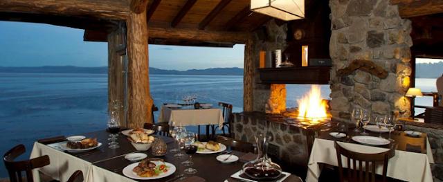 Restaurante Kuar em Ushuaia