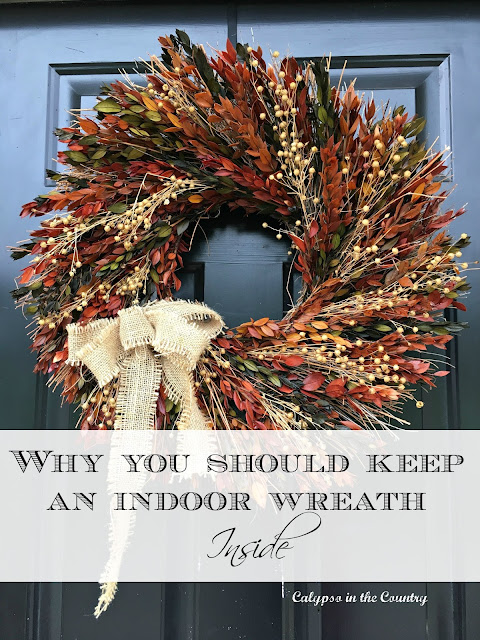 Why You Should Keep an Indoor Wreath Inside