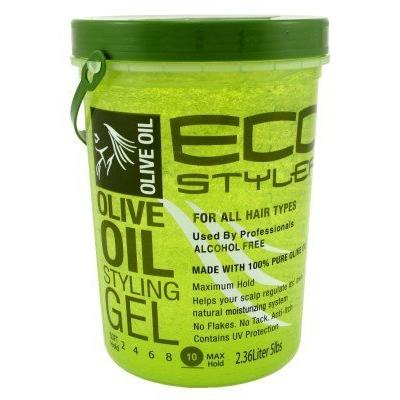 Eco Styler Gel On C Natural Hair