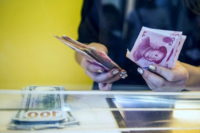 finances de la Chine en 2018