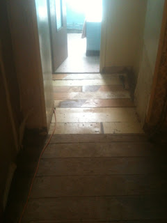 renovation of old floors