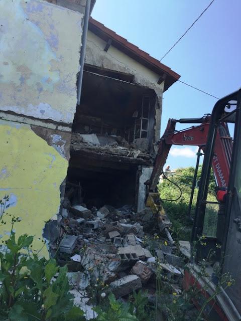 Abanto-Zierbena inicia la 2ª fase de regeneración del barrio de Santa Juliana