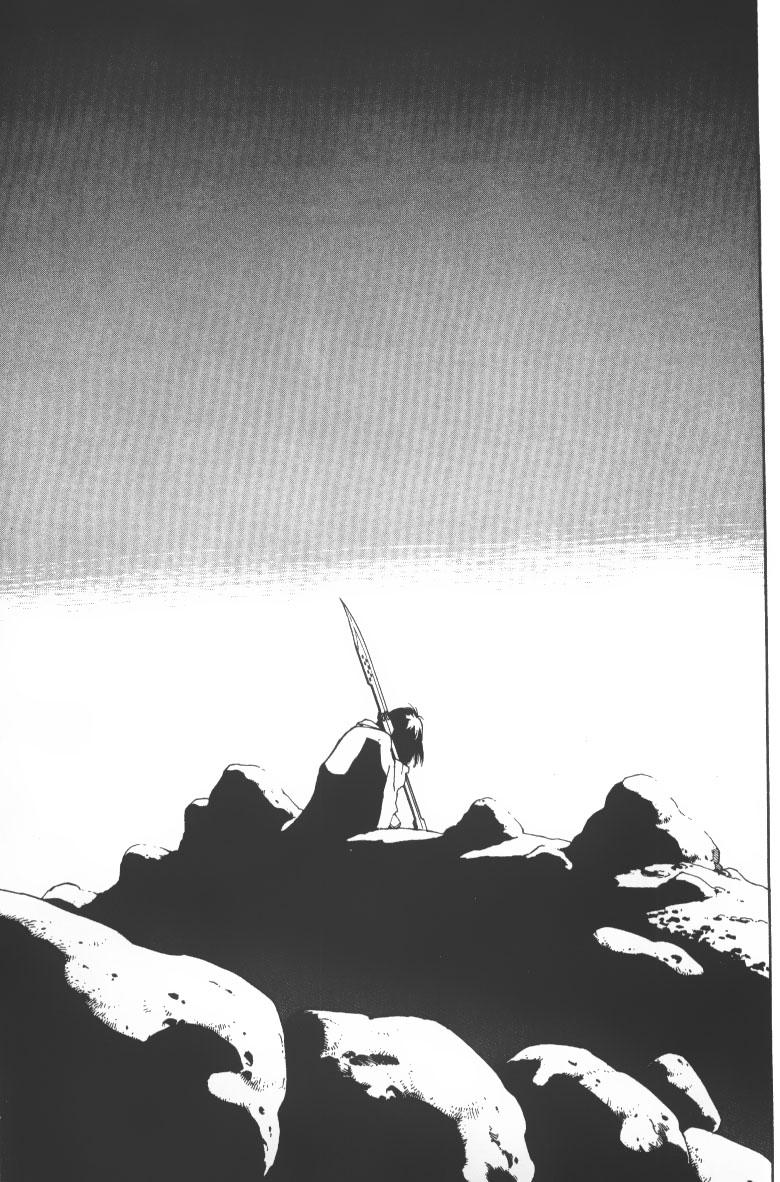 Battle Angel Alita chapter 36 trang 13