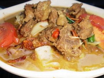 Resep Tongseng Sapi enak