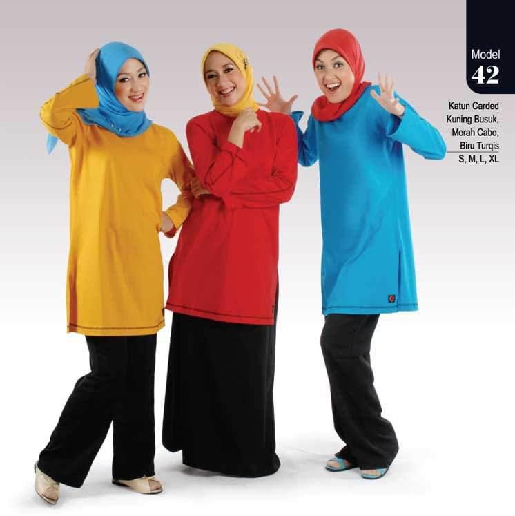 Qirani Muslim Fashion Februari 2012