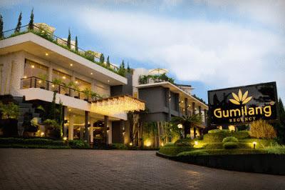 Alamat Hotel Bintang di Bandung
