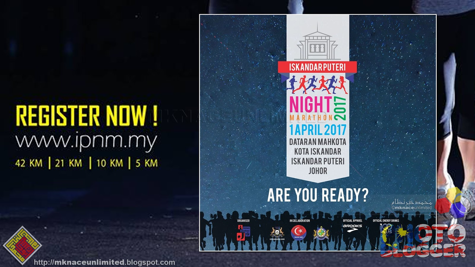 ISKANDAR PUTERI NIGHT MARATHON 2017 is an ANNUAL international marathon  event designated to promote Iskandar Puteri and the State of Johor to the  world. 5c28a3266e