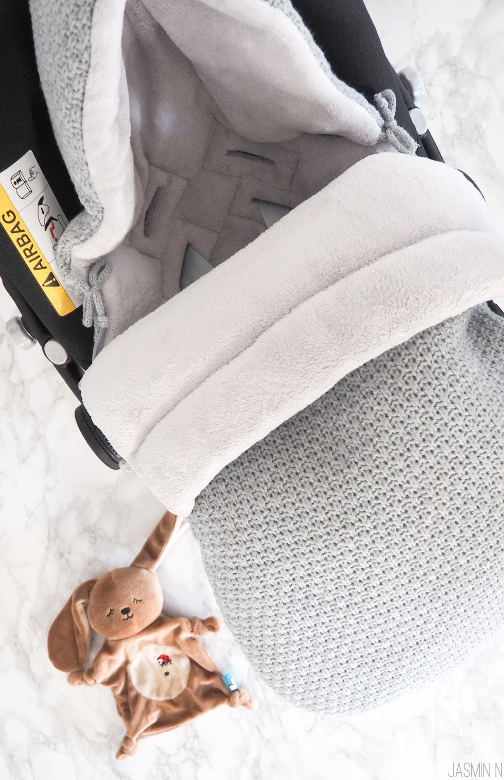 WARM BAG FOR THE SAFETY SEAT |BABY'S ONLY
