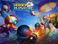 Superheroes Junior: Robo Fighting Mod Apk