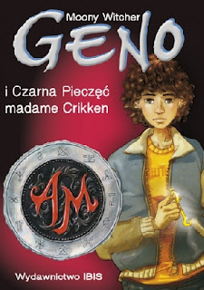 Geno i Czarna Pieczęć madame Crikken - Moony Witcher