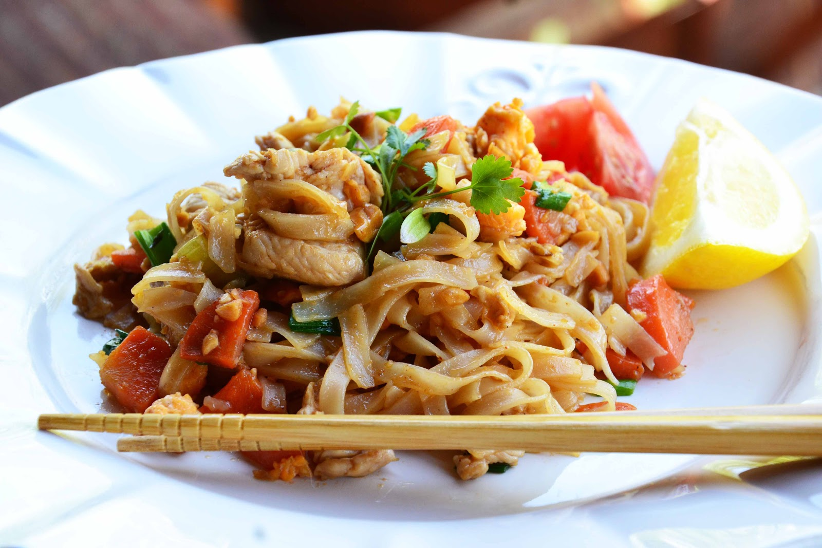 The eccentric Cook: Pad Thai