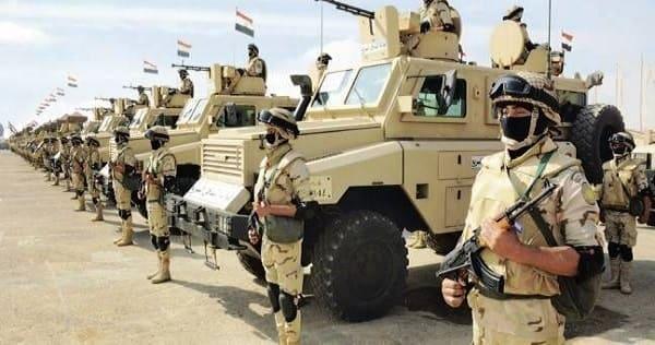 جلوبال فاير :الجيش المصرى الاول عربيا و12 عالميا