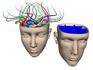 Beza Otak Perempuan Dengan Lelaki