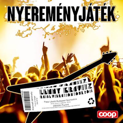 Lenny Kravitz Nyereményjáték
