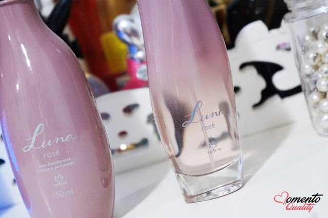 Perfume Luna Rosé Natura