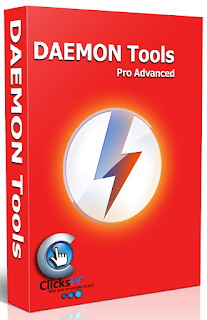 Daemon Tools Pro 8.0.0.0634 Crack + Serial Key