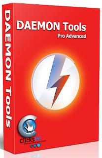 Daemon Tools Pro 8.0.0.0634 Crack + Serial Key