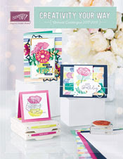 Stampin' Up! Annual Catalogue 2017/18