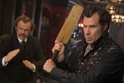 Holmes and Watson 2018 movie