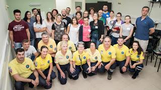 Άλλη μία πιστοποίηση του ERC (Ευρωπαϊκό συμβούλιο αναζωογόνησης) ολοκληρώθηκε από τη Διασωστική Ομάδα Πιερίας (Δ.Ο.Π)