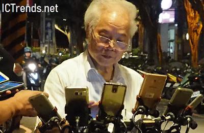 sang kakek pokemon, Chen San Yuan