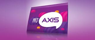 Trik Internet Gratis Axis Unlimited Android Tanpa ApliKasi