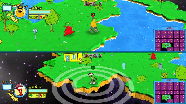 ToeJam and Earl Back in the Groove PC Full Español