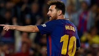 Barcelona Hancurkan Espanyol 5-0
