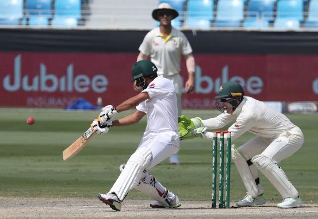 Pakistan sense arrangement win after Babar, Sarfraz sparkle