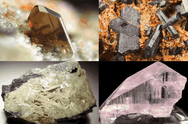 mineral piroksen